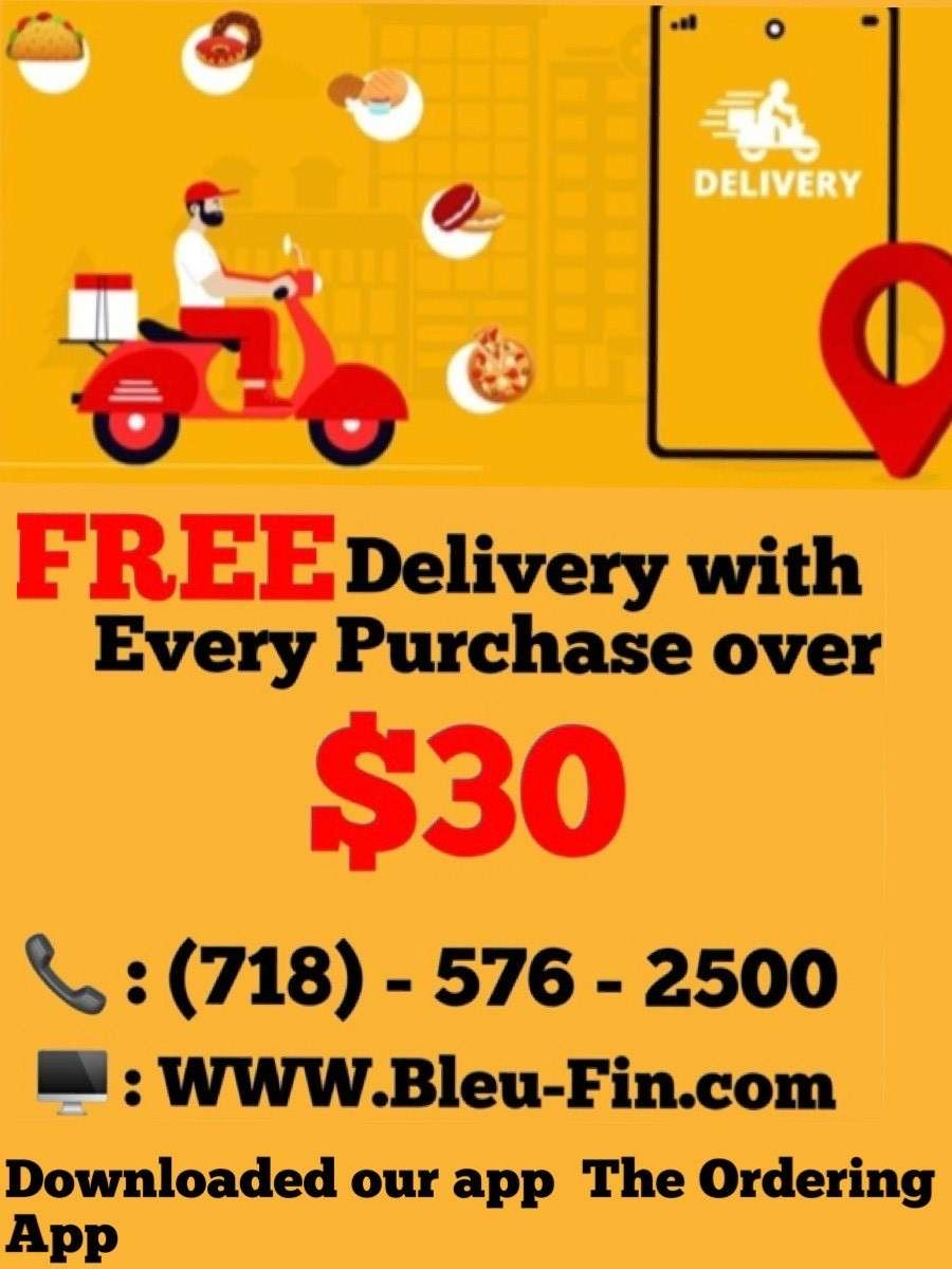 Free Food Delivery