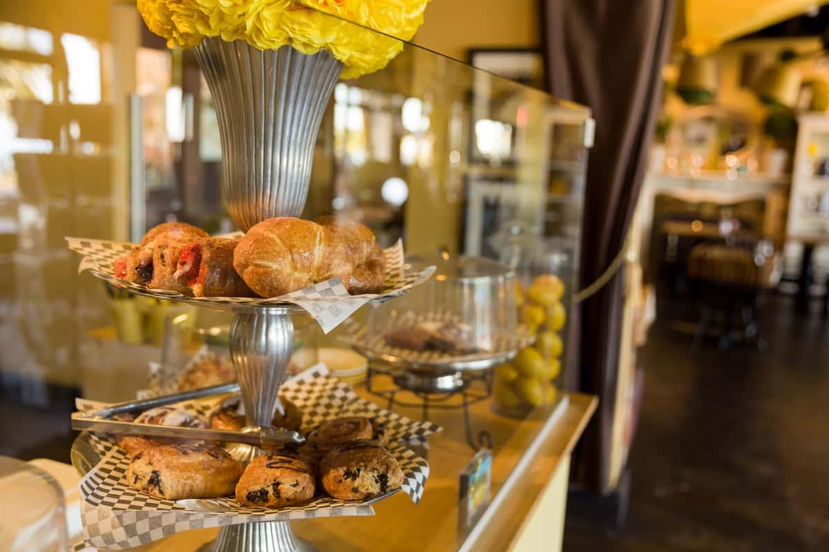 pastry tray
