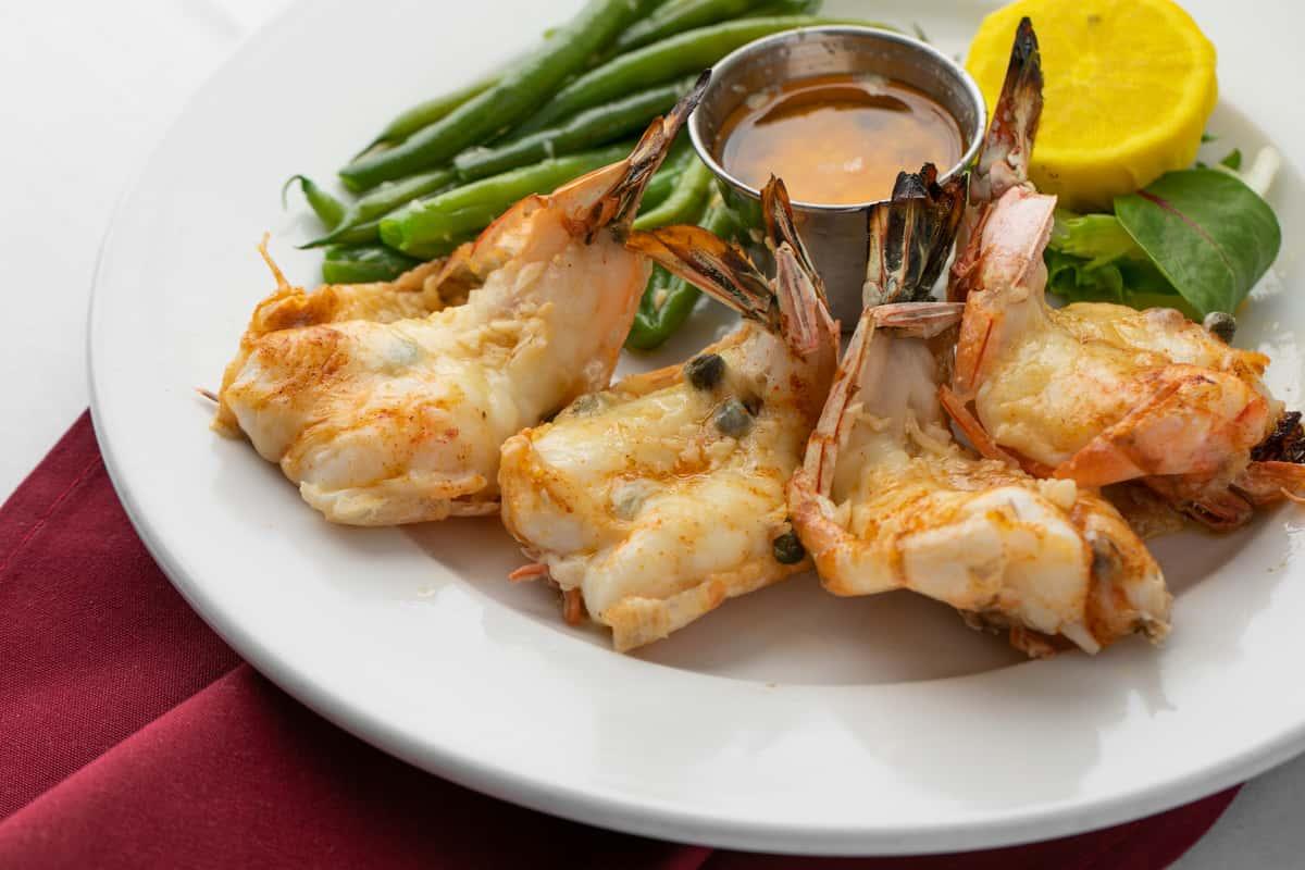 Shrimp Scampi (2)