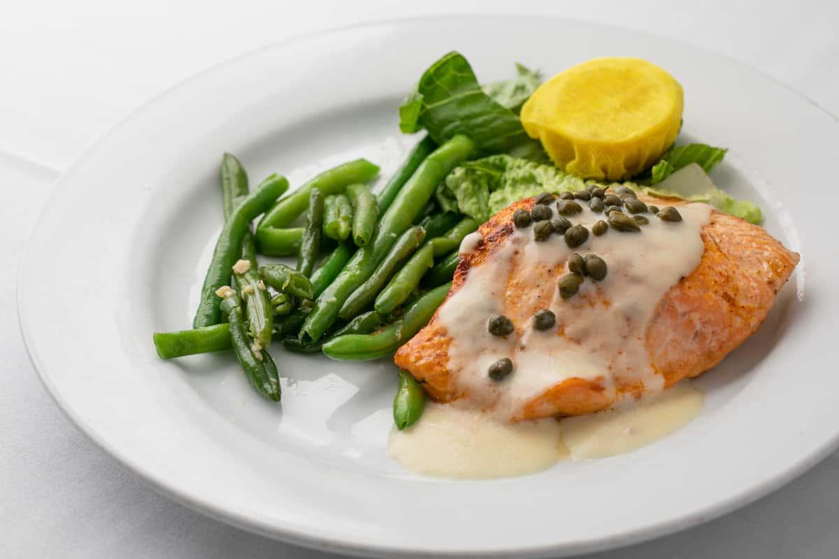 Dinner for 2 Atlantic Salmon