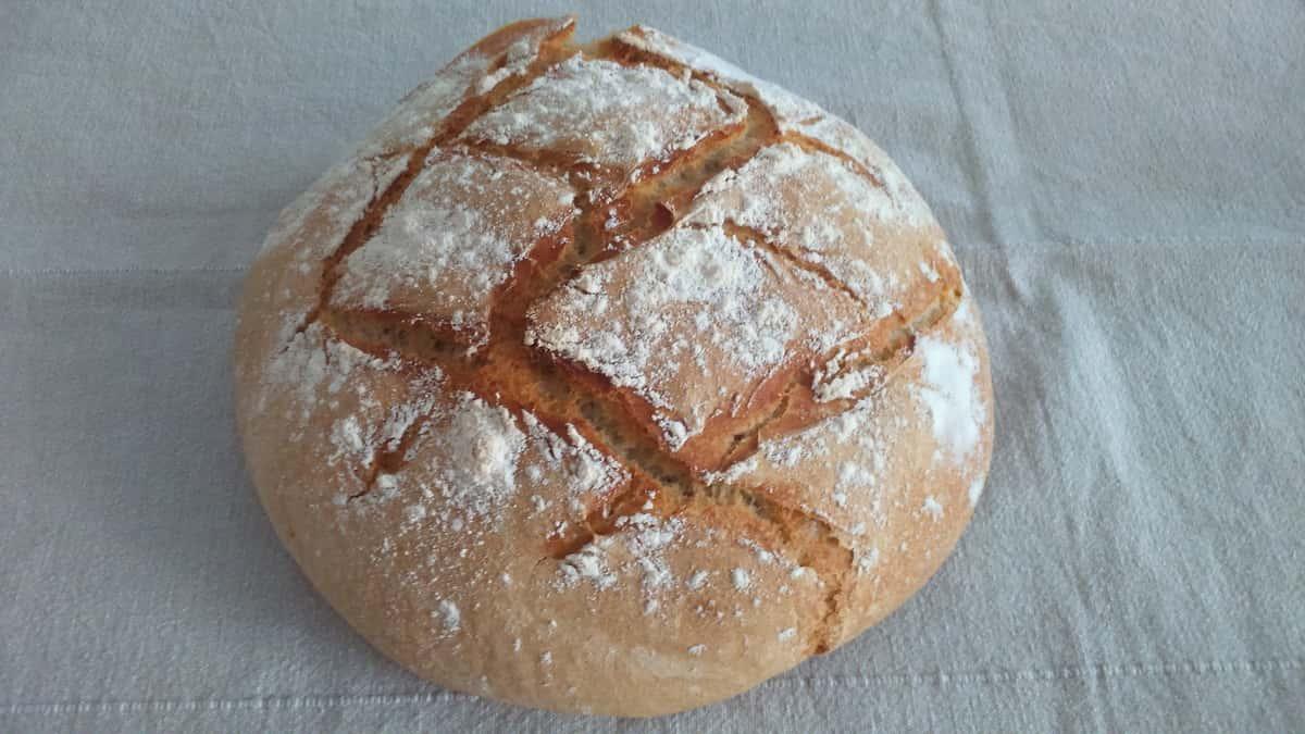 Loaf of Sourdough