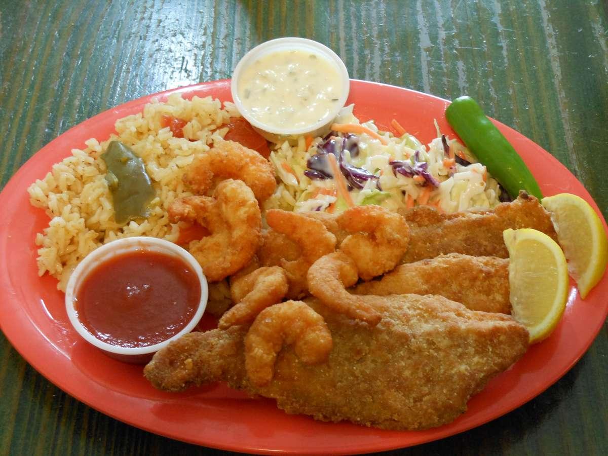 Catfish N Shrimp