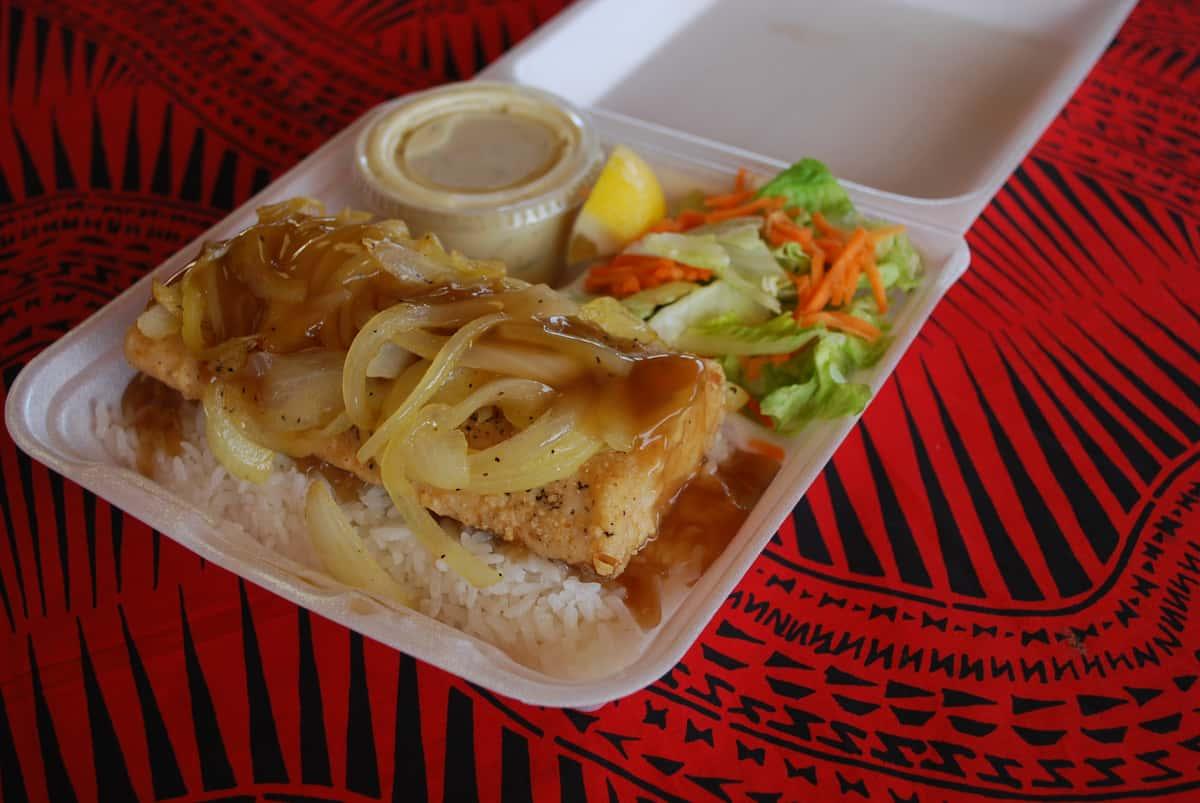 Mahimahi (Fish)