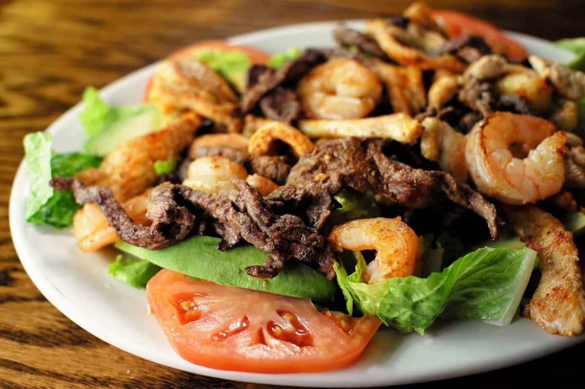 Jimador Salad