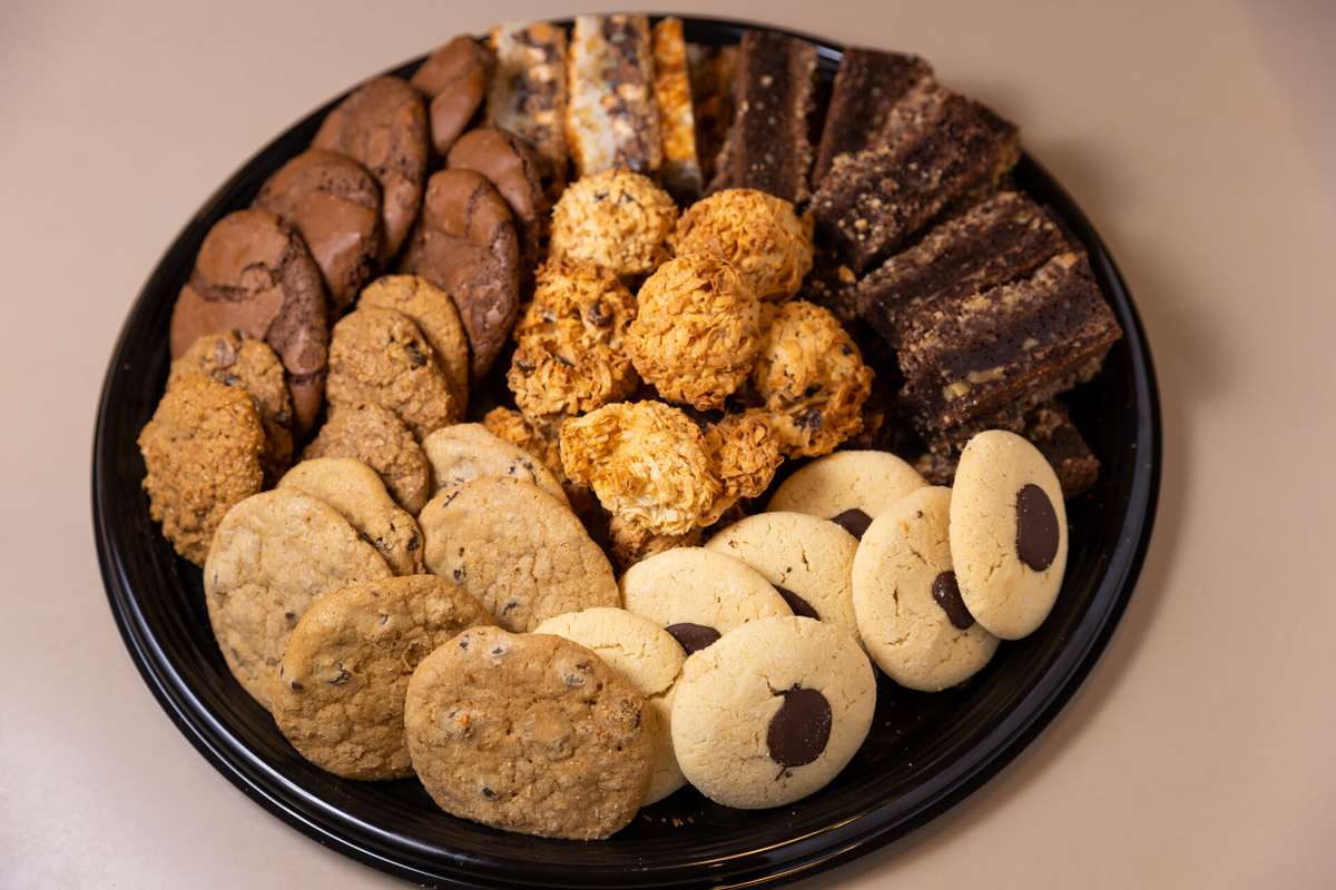 Cookie and Brownie Tray