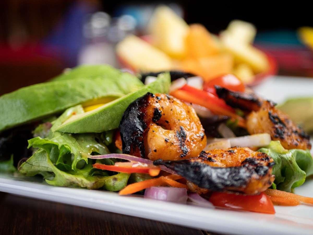 Baja Salad