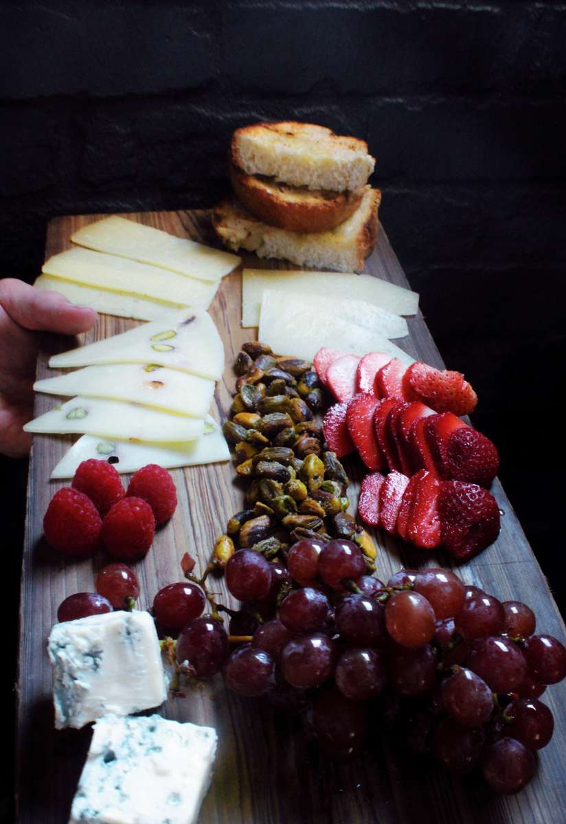 Chef's Selection of Assorted Cheese