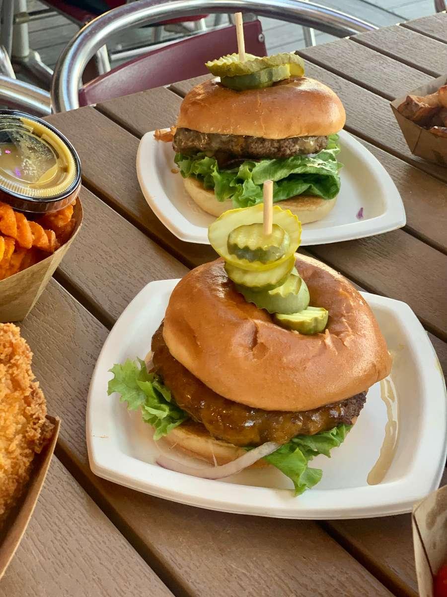Al's Hamburger