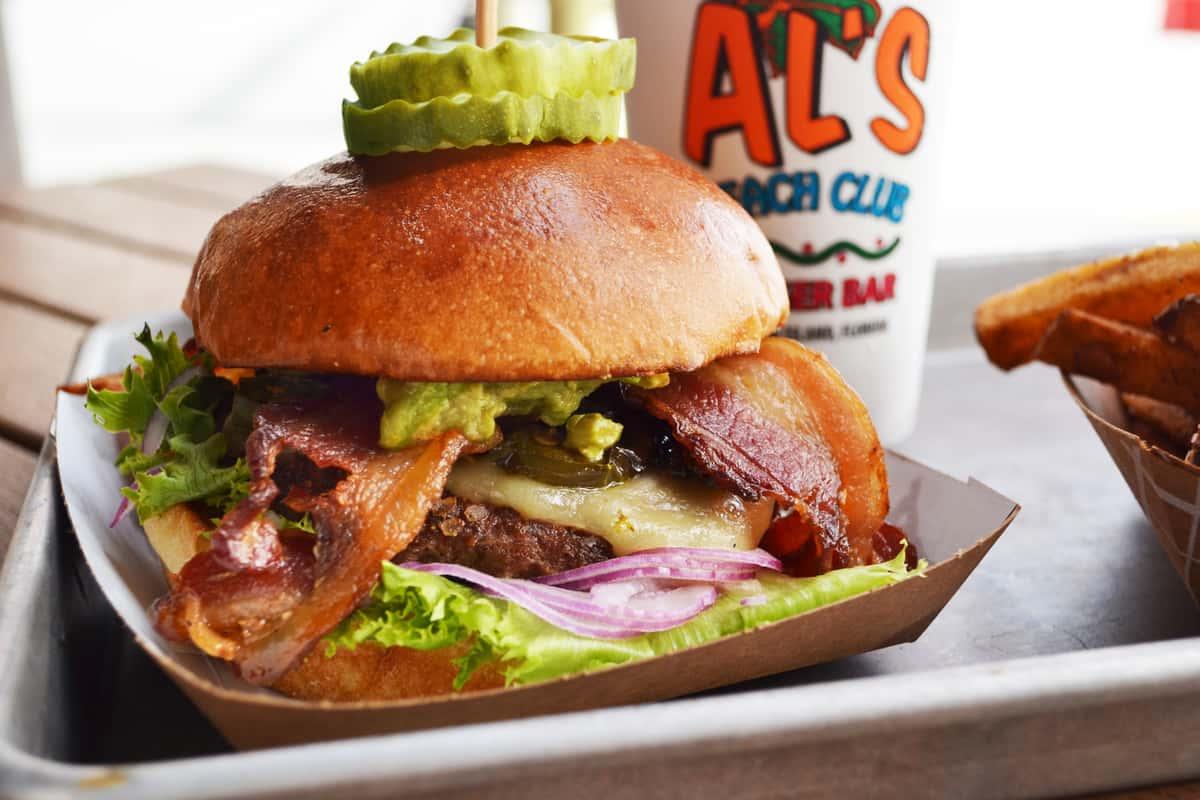 Al's Cheeseburger