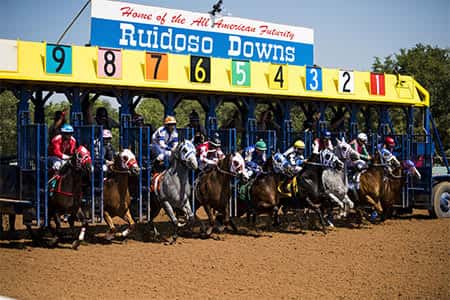 Ruidoso Downs Horse Racing