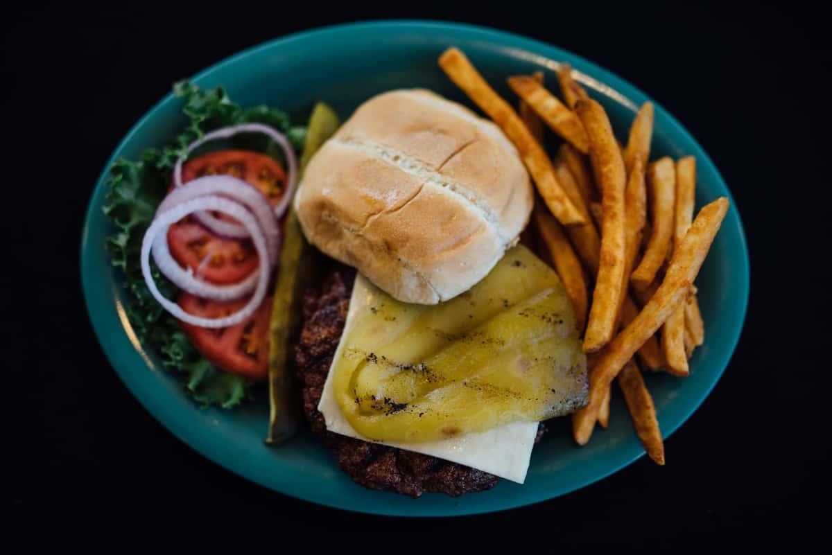 Monterey Chile Burger
