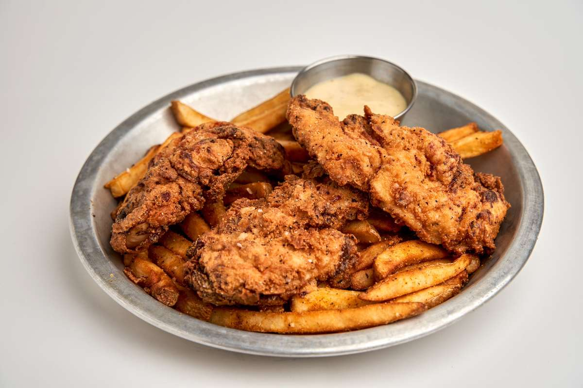 Chicken Tenders Dinner*