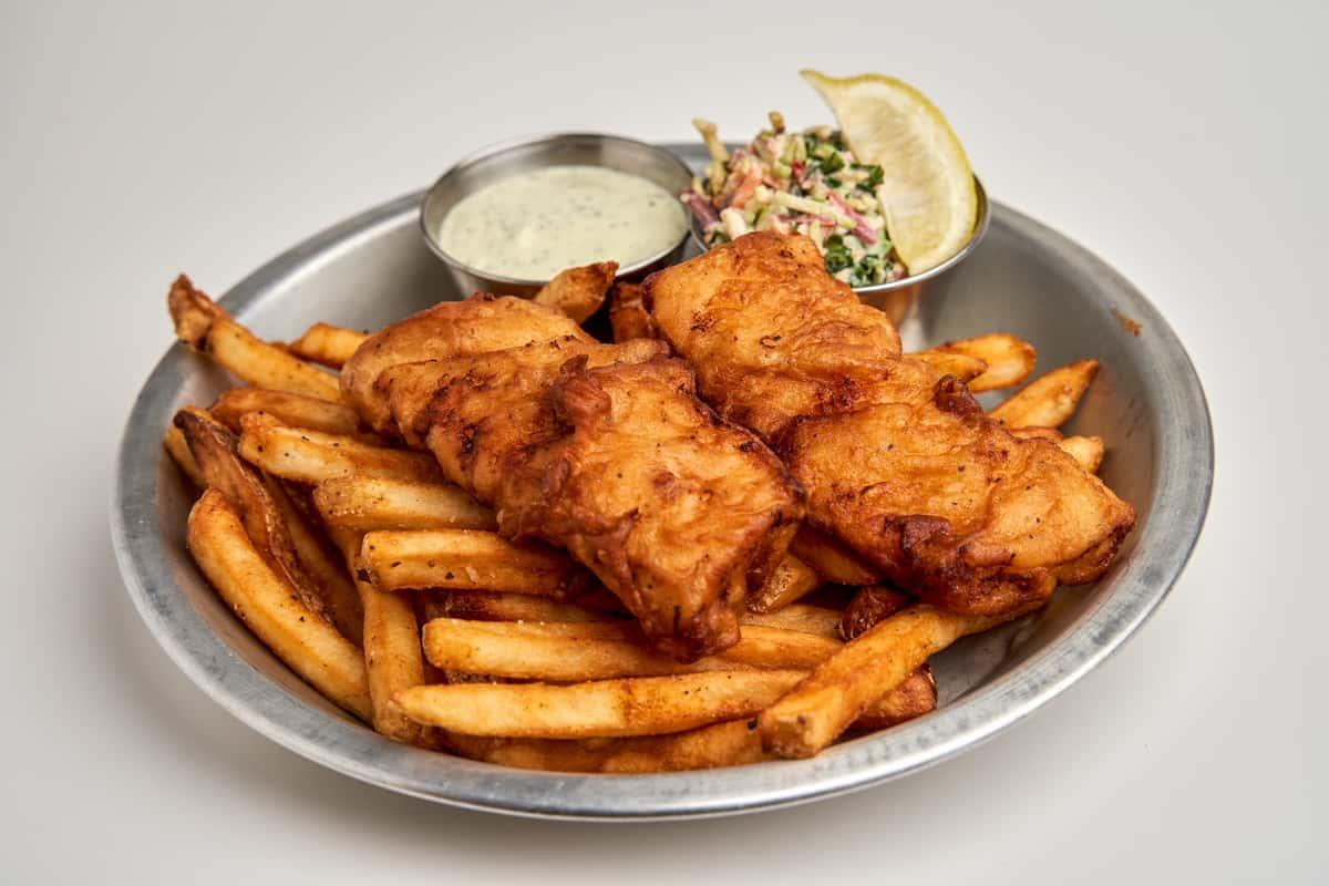 Kölsch Fish & Chips*