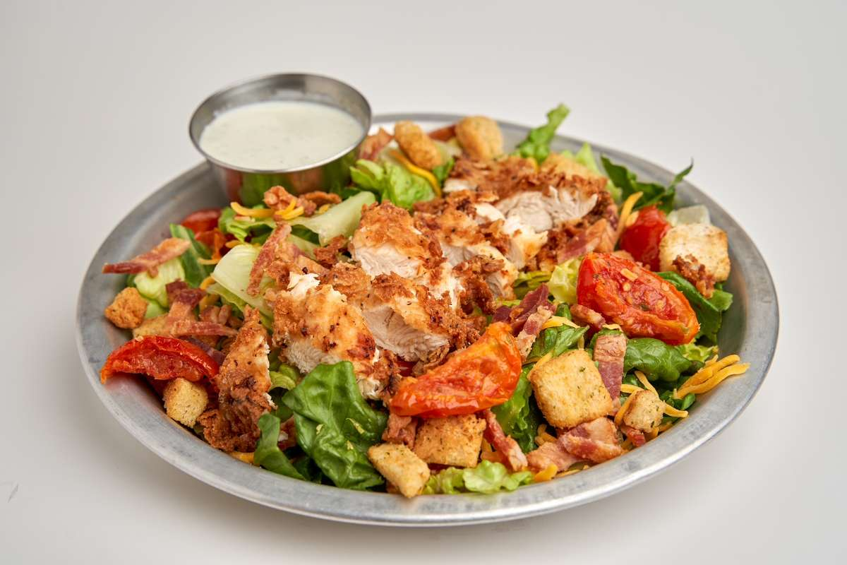 Fried Chicken Salad*