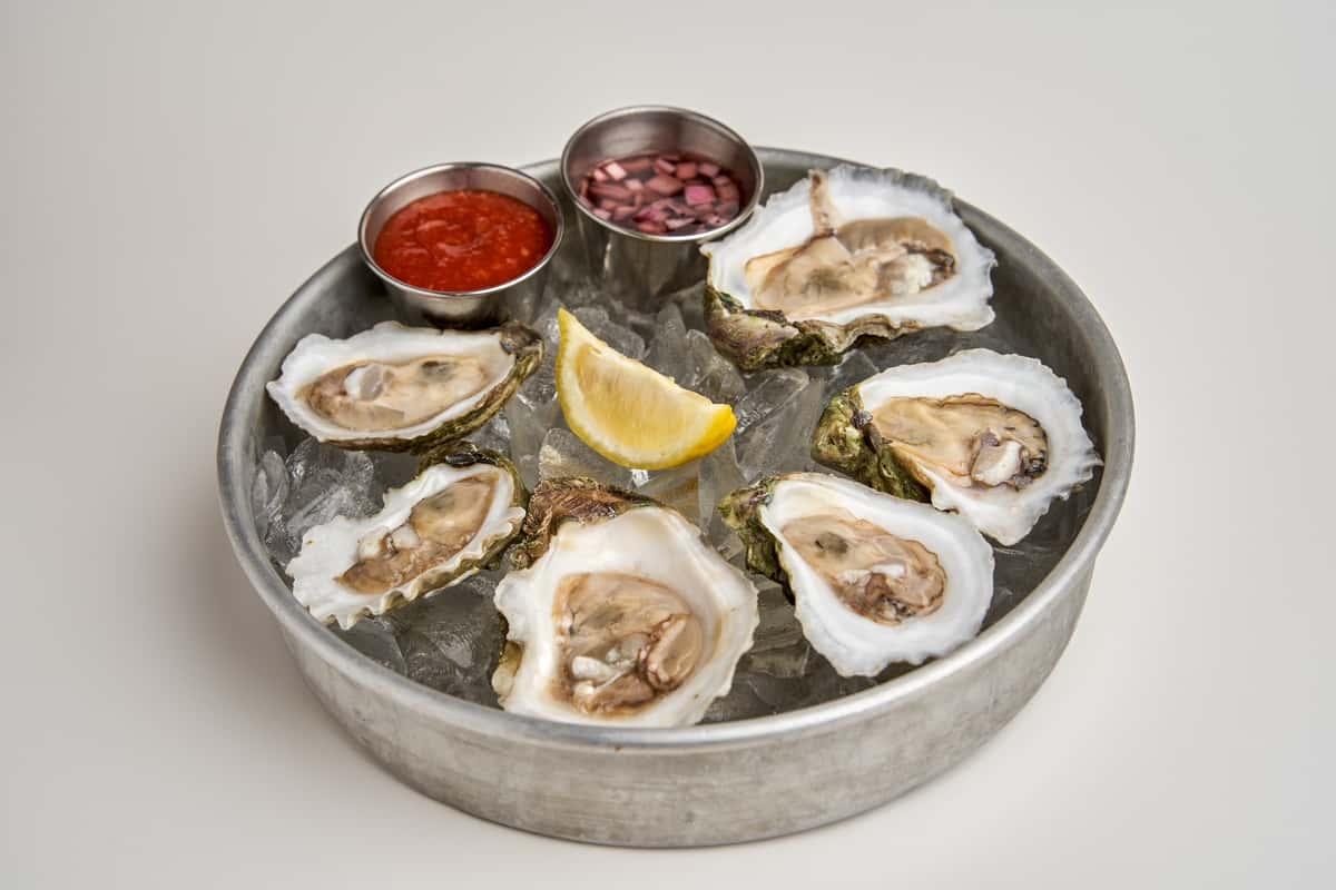 Oyster Platter*