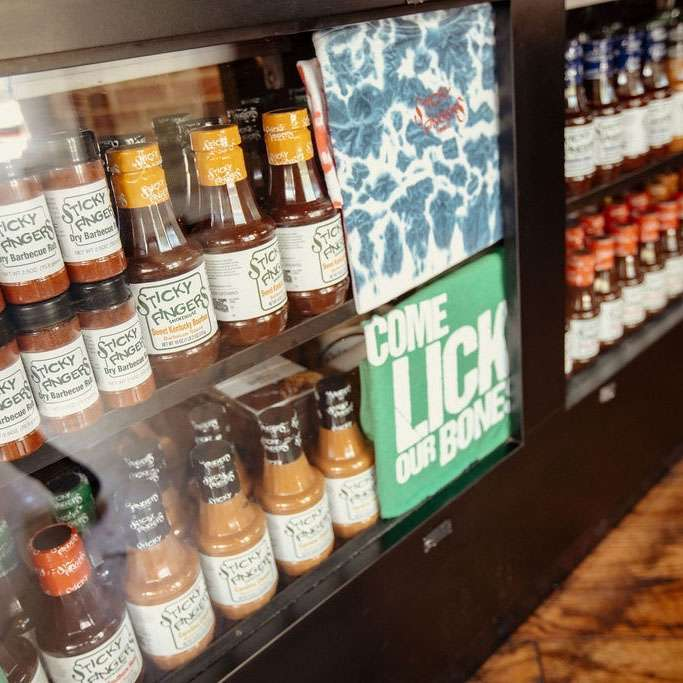 sauces and spices