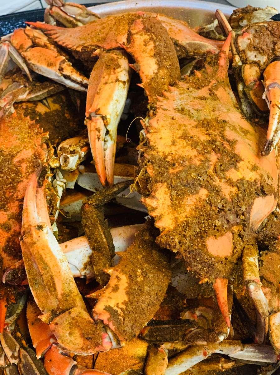 AYCE Crabs
