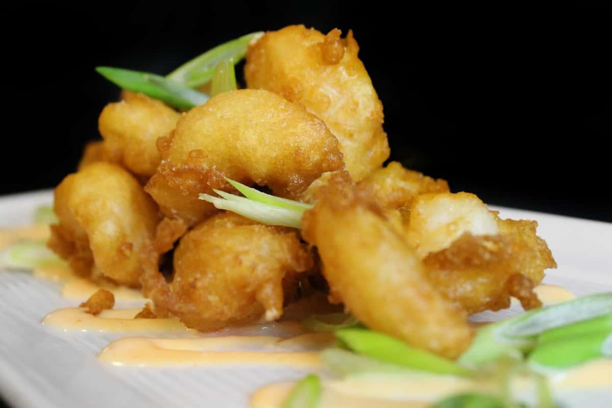 *Shrimp Tempura