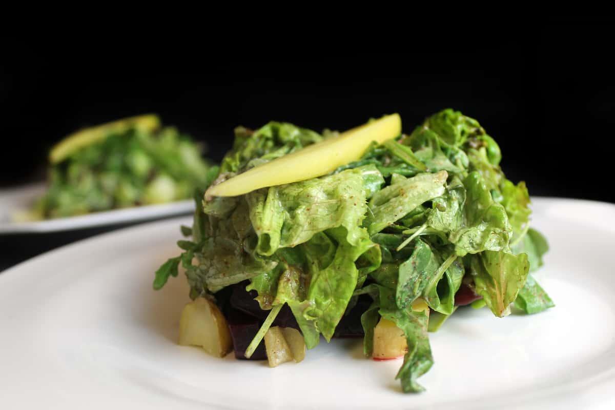 21 Vegetable Salad
