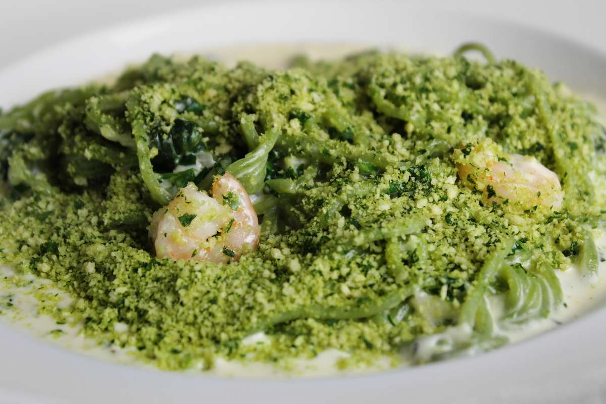 *Green Spaghetti