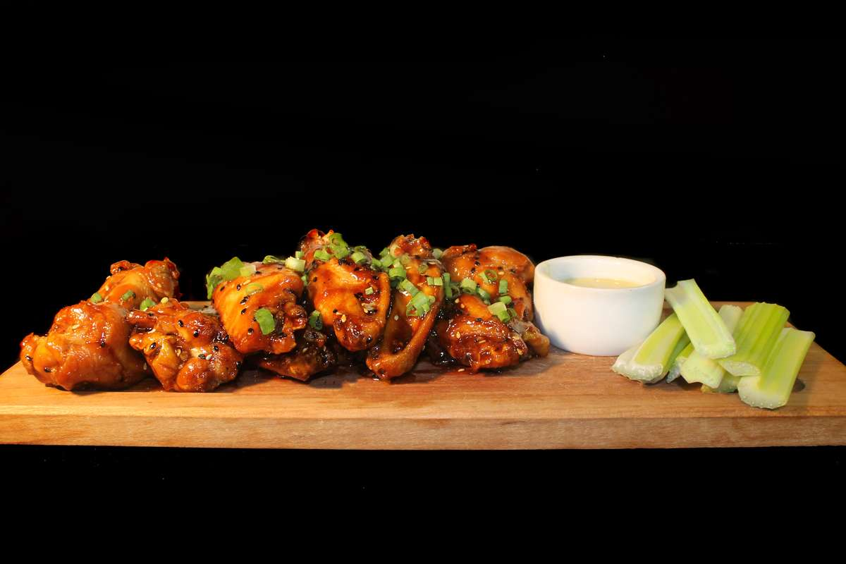 Confit Chicken Wings