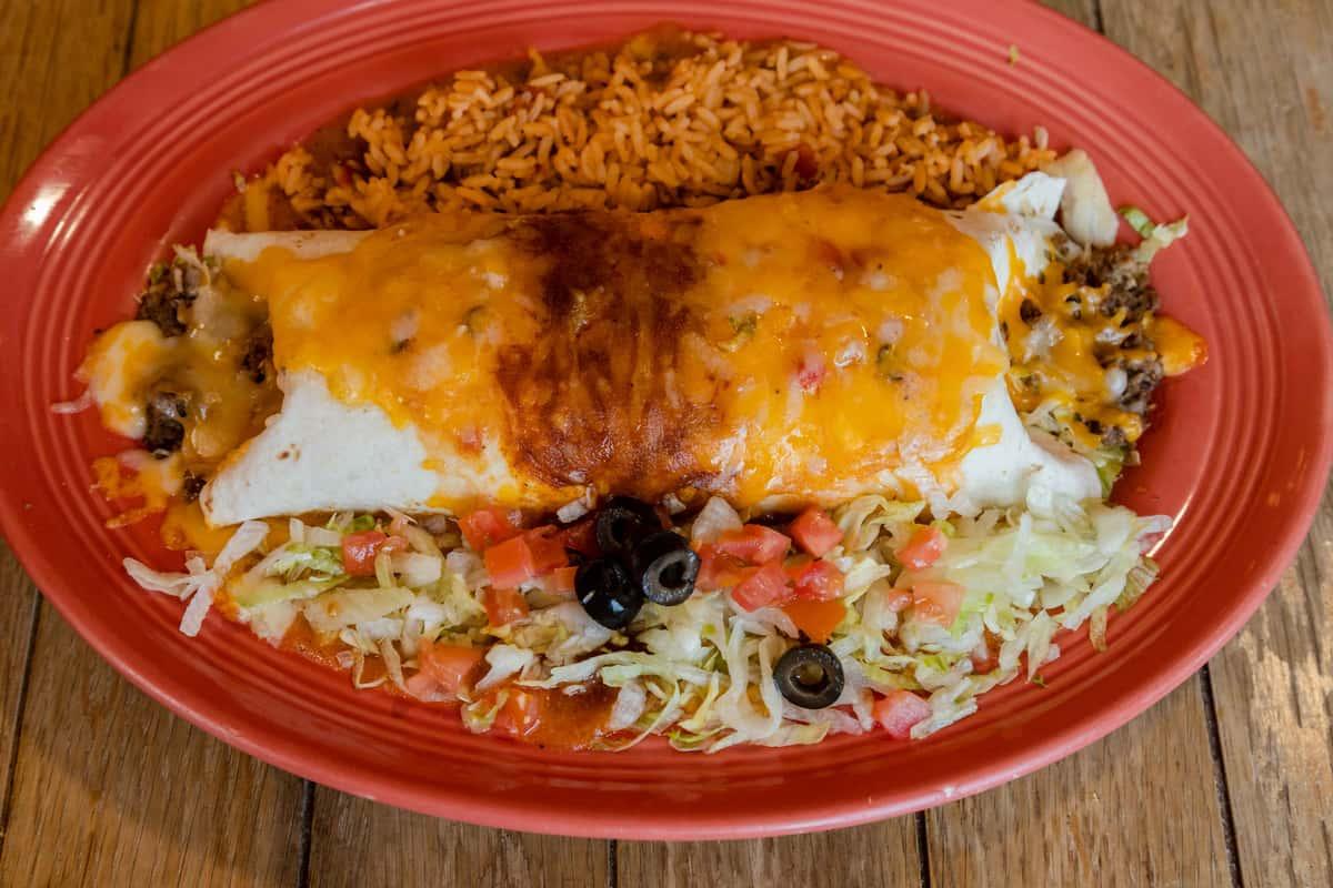 Monster Burrito