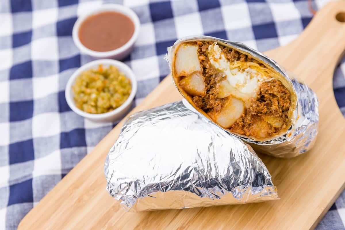 Sourdough Stuffing with The Chori-Man® Tolucan Green Chorizo, Kale, Pepitas, and Figs