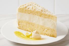 Lemon Italian Cream Cake