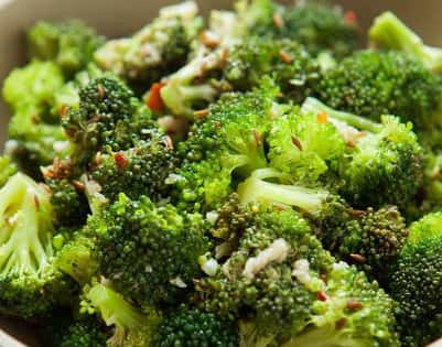 Chef's Choice Seasonal Vegetables
