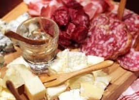 Beef & Cheese Board (aka Charcuterie)