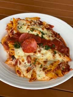 Pizza Bake Pasta