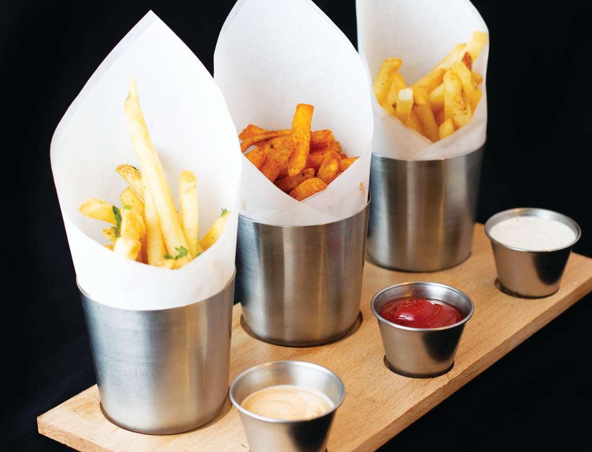 French Fries Flight