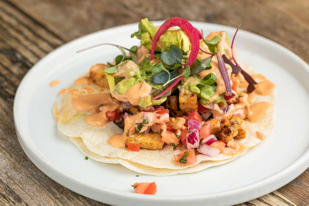 Grilled Tempeh Tacos