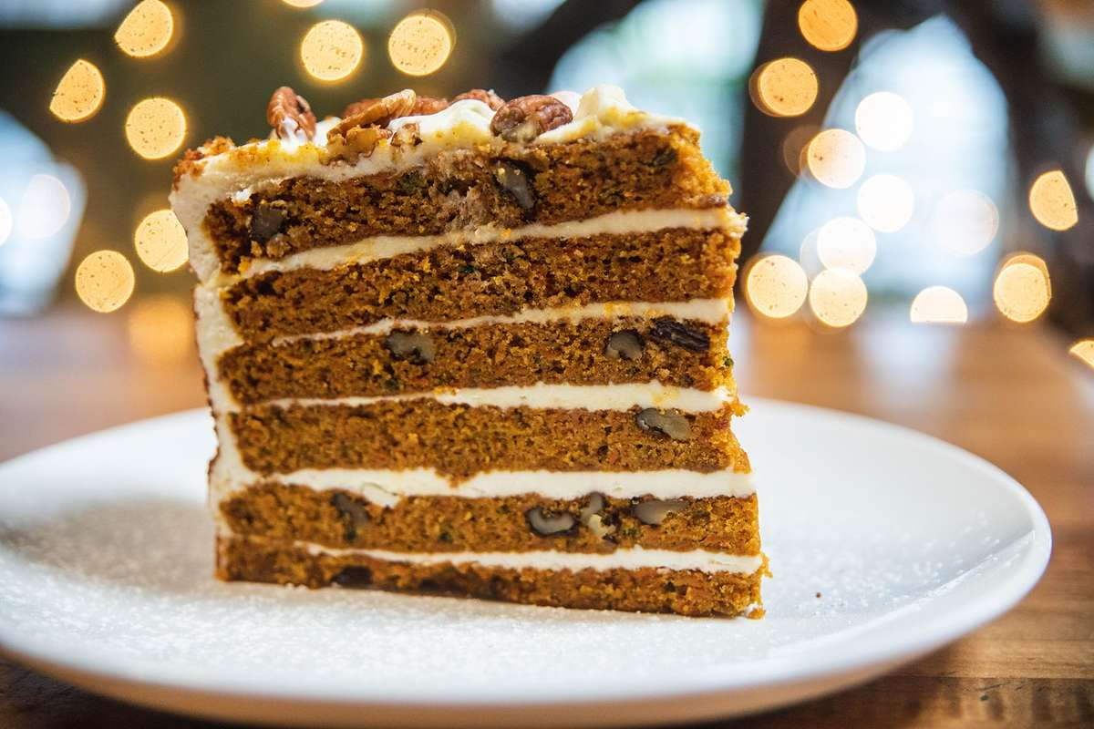 Two Fork Carrot Cake