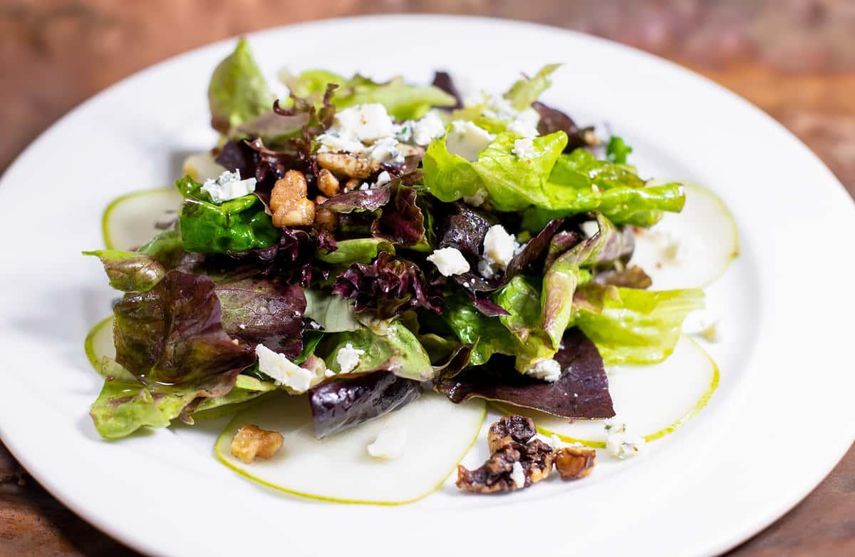 Carpaccio di Pera Salad