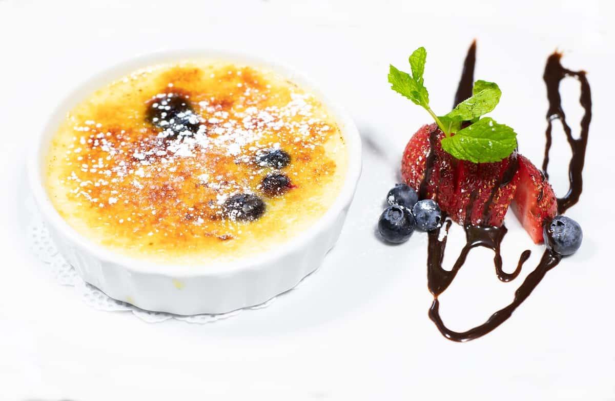 Cream Brûlé
