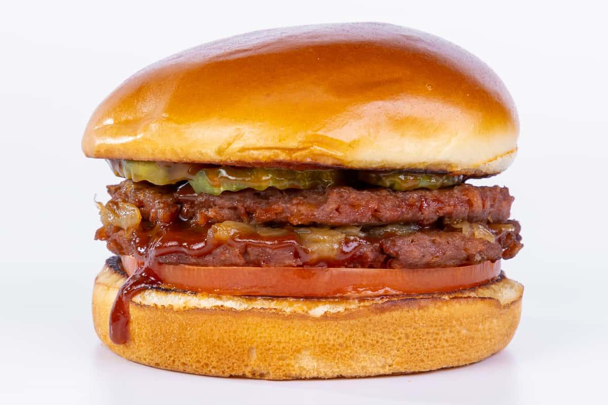 Badass BBQ Burger