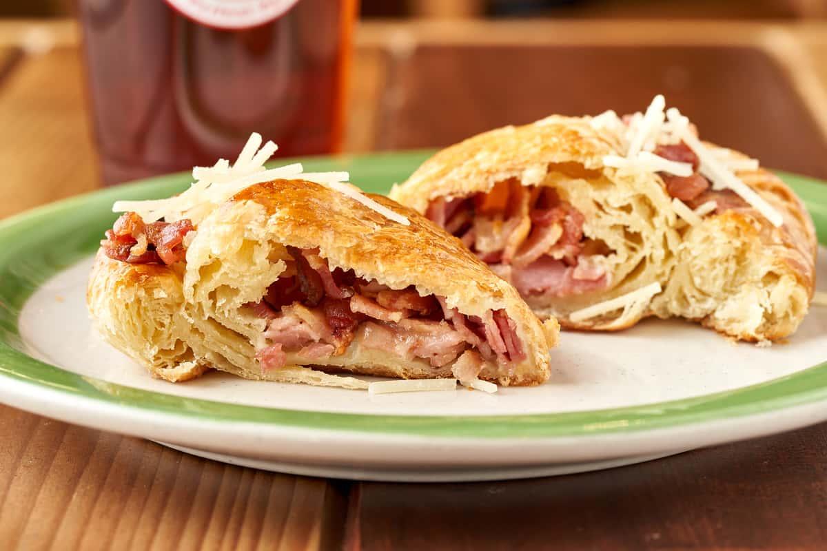 Savory Ham, Bacon & Swiss