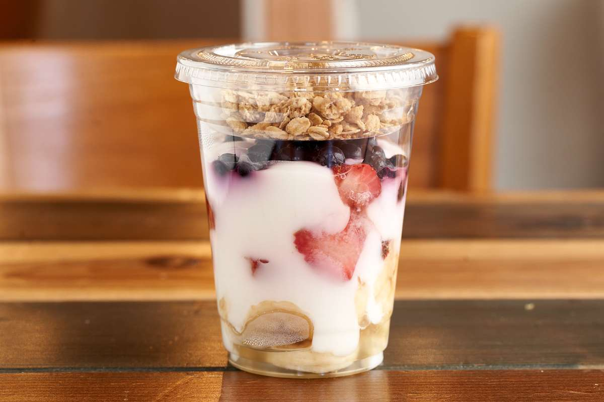 Yogurt & Fruit Parfait