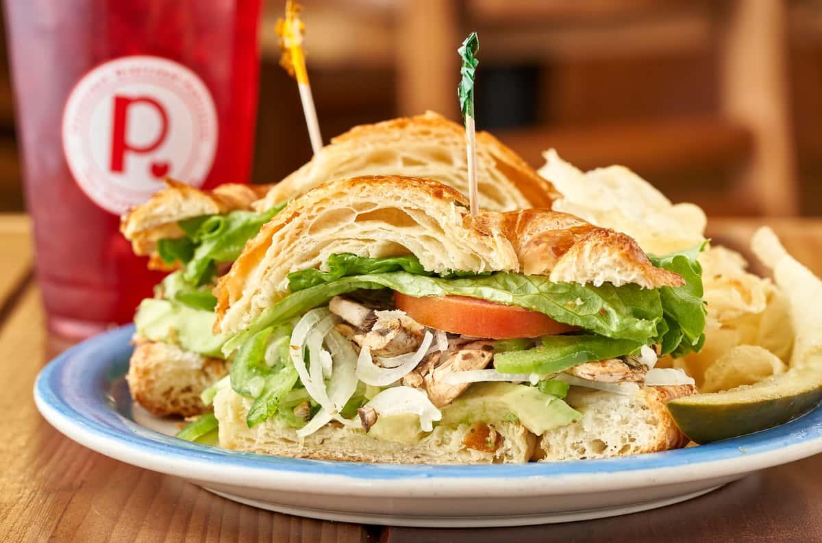 van goh sandwich