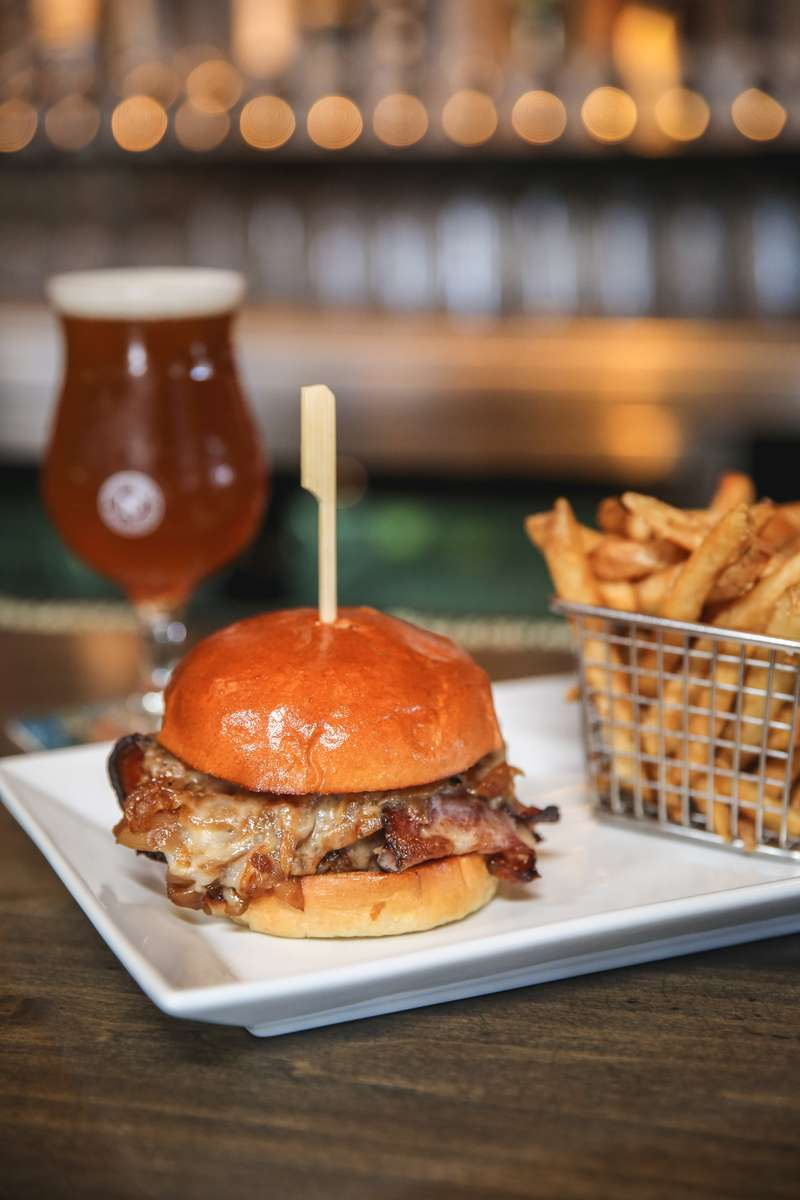 The Taphouse Burger