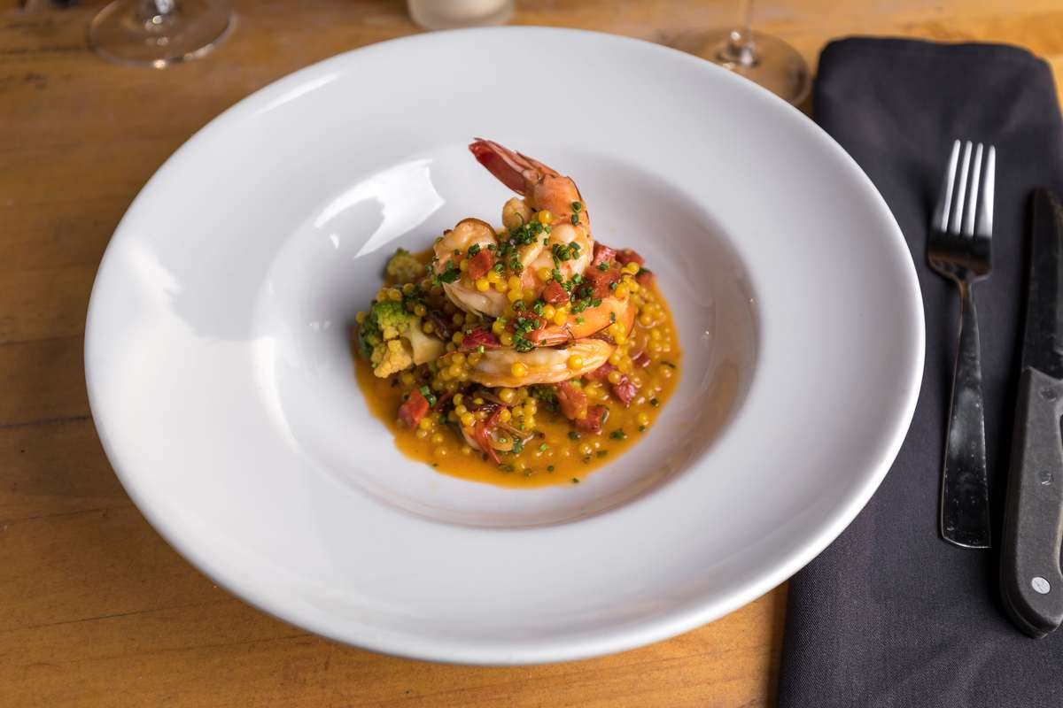 Chilled Wild Caught Mexican White Shrimp