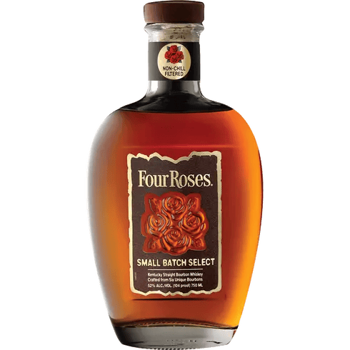 Whiskey of the Week - Four Roses Small Batch Bourbon, Kentucky