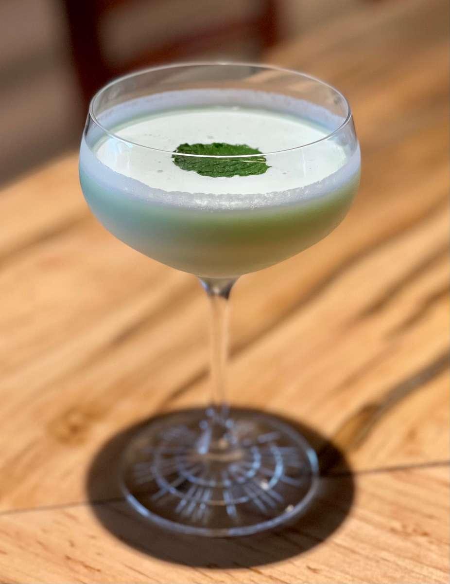 Dessert Cocktail - Grasshopper