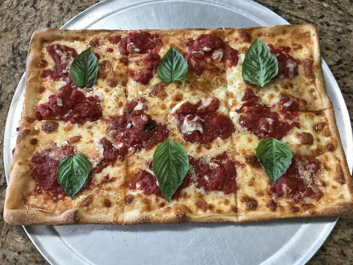 grandma's pizza