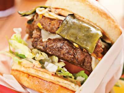 El Gordito Burger