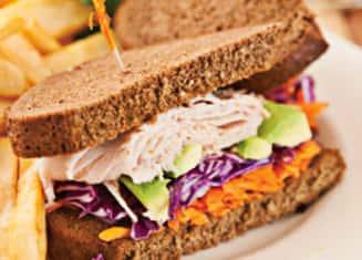 Tahoe Turkey Sandwich