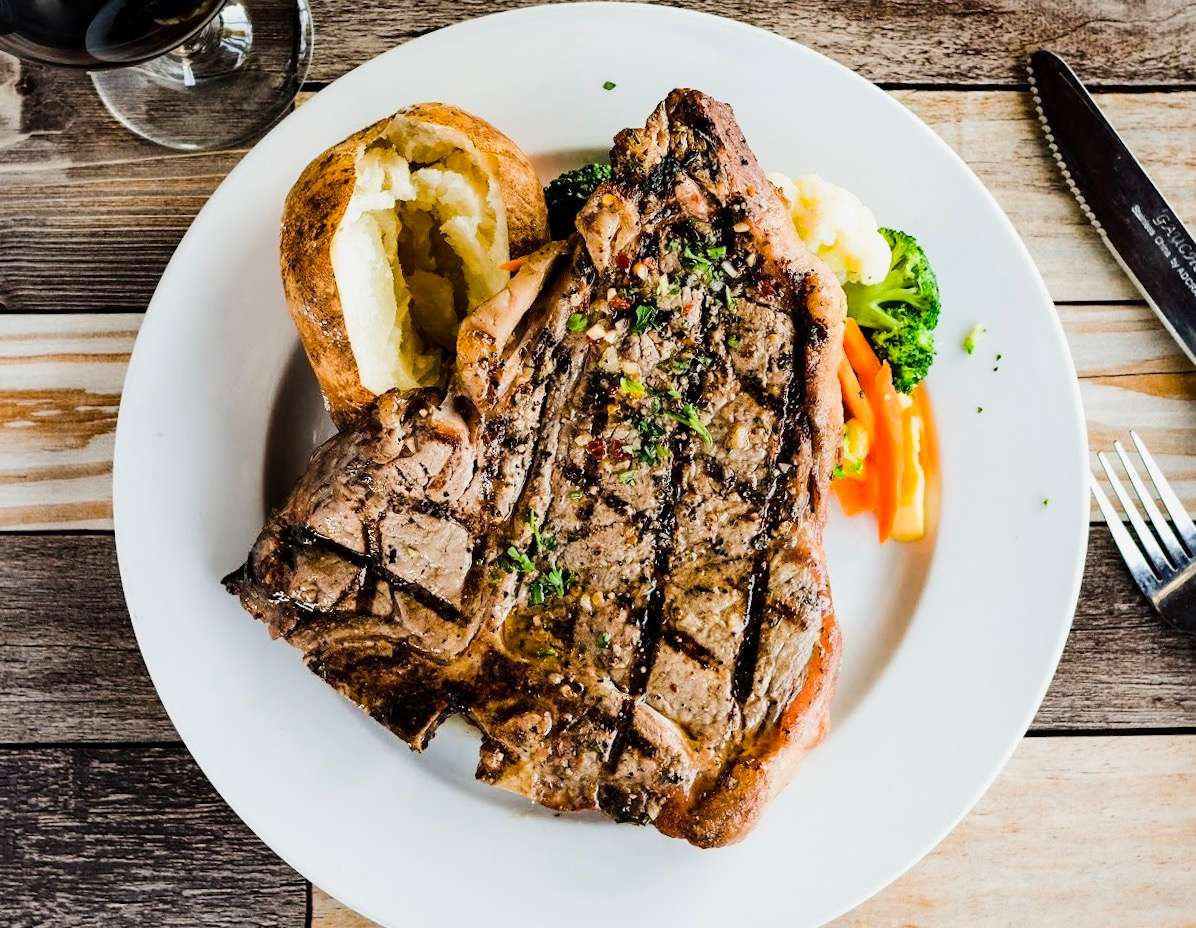 Bone-in Ribeye Steak (16 oz.)