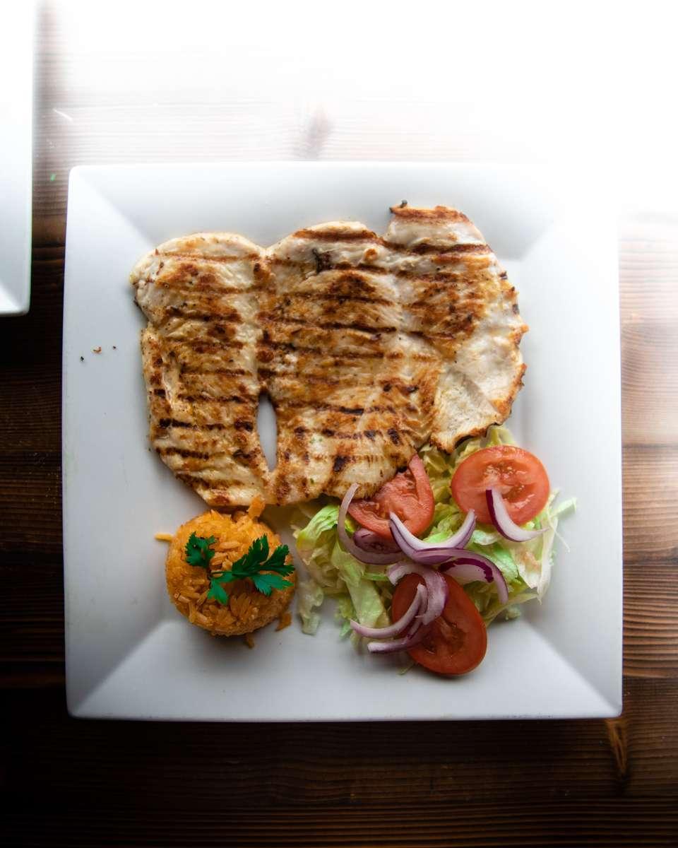 Pollo Asado (Grilled Chicken)