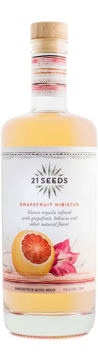 21 Seeds Grapefruit Hibiscus